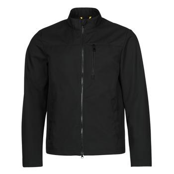 Textiel Heren Wind jackets Geox OTTAYA Zwart