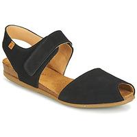 Schoenen Dames Sandalen / Open schoenen El Naturalista STELLA Zwart