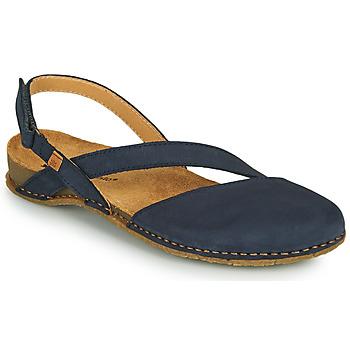 Schoenen Dames Sandalen / Open schoenen El Naturalista PANGLAO Blauw