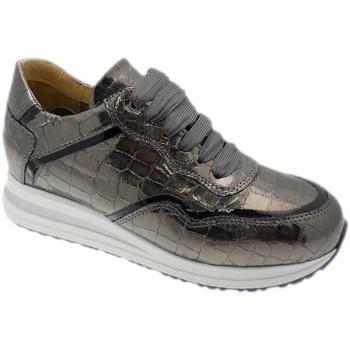 Schoenen Dames Lage sneakers Calzaturificio Loren LOC3936gr grigio