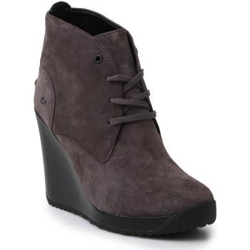 Schoenen Dames Enkellaarzen Lacoste Jarriselle SRW DK 7-28SRW1140248 grey