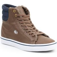 Schoenen Dames Hoge sneakers Lacoste Marcel MID PWT DK 7-26SPW4118DK4 brown, navy