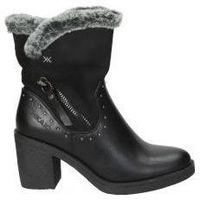 Schoenen Dames Snowboots Chika 10 BOTINES CHK10 MARLEN 19 MODA JOVEN NEGRO Noir