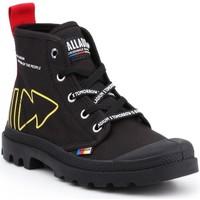 Schoenen Hoge sneakers Palladium Manufacture Pampa Dare Rew FWD 76862-008-M black
