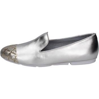 Schoenen Dames Mocassins Hogan Slip on Pelle Paillettes Altri
