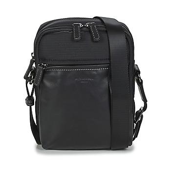 Tassen Heren Tasjes / Handtasjes Hexagona TRAVEL Zwart