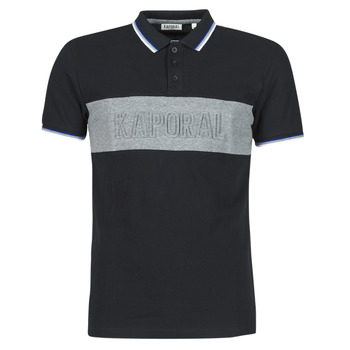 Textiel Heren Polo's korte mouwen Kaporal DIAM Zwart