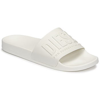 Schoenen Heren slippers Diesel CLAIROMNI Wit