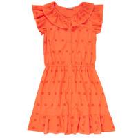 Textiel Meisjes Korte jurken Name it NKFDORITA Koraal