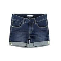 Textiel Meisjes Korte broeken / Bermuda's Name it NKFSALLI Blauw