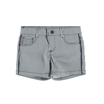 Textiel Meisjes Korte broeken / Bermuda's Name it NKFSALLI Multicolour