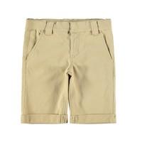 Textiel Jongens Korte broeken / Bermuda's Name it NKMSOFUS CHINO Beige