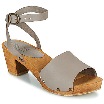 Schoenen Dames Sandalen / Open schoenen Sanita YARA Grijs