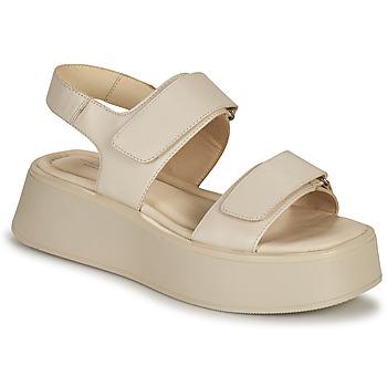 Schoenen Dames Sandalen / Open schoenen Vagabond Shoemakers COURTNEY Beige