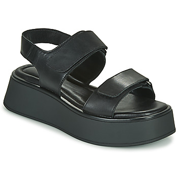 Schoenen Dames Sandalen / Open schoenen Vagabond Shoemakers COURTNEY Zwart