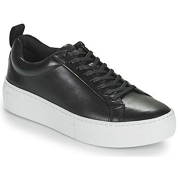 Schoenen Dames Lage sneakers Vagabond Shoemakers ZOE PLATFORM Zwart