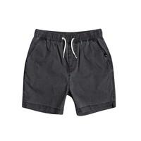 Textiel Jongens Korte broeken / Bermuda's Quiksilver TAXER WS Zwart