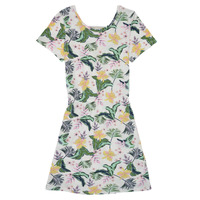 Textiel Meisjes Korte jurken Roxy THE CLOUDS Multicolour