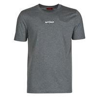 Textiel Heren T-shirts korte mouwen BOSS DURNED Grijs