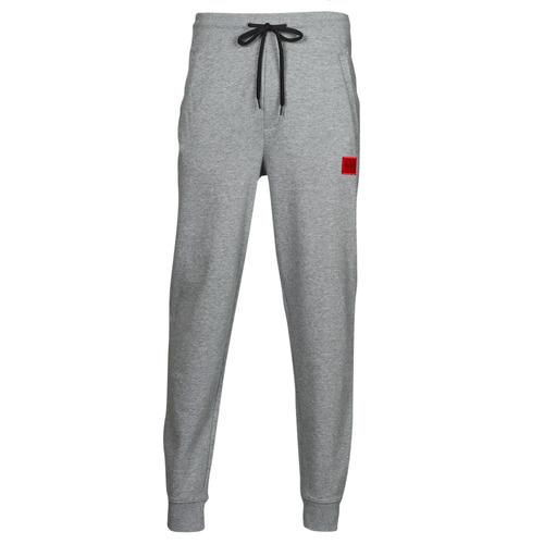 Textiel Heren Trainingsbroeken HUGO DOAK Grijs