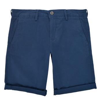 Textiel Jongens Korte broeken / Bermuda's Teddy Smith SHORT CHINO Blauw