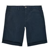 Textiel Jongens Korte broeken / Bermuda's Teddy Smith SHORT CHINO Marine