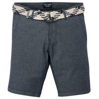 Textiel Jongens Korte broeken / Bermuda's Teddy Smith STATON CHINO Marine