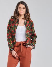 Textiel Dames Jasjes / Blazers Molly Bracken PL195P21 Multicolour