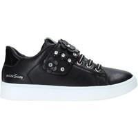 Schoenen Kinderen Lage sneakers Miss Sixty W19-SMS641 Zwart