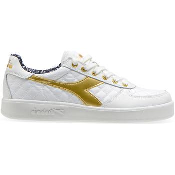 Schoenen Dames Lage sneakers Diadora 501.175.495 Wit