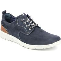 Schoenen Heren Lage sneakers Grunland SC4522 Blauw