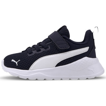 Schoenen Kinderen Lage sneakers Puma 372010 Blauw