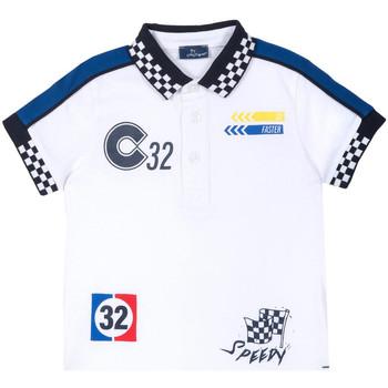 Textiel Kinderen T-shirts korte mouwen Chicco 09033560000000 Wit