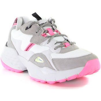 Schoenen Dames Lage sneakers Wrangler WL01650A Grijs