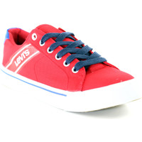 Schoenen Kinderen Lage sneakers Levi's VKIN0002T Rood