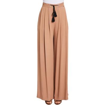 Textiel Dames Losse broeken / Harembroeken Gaudi 011FD25019 Bruin