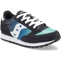 Schoenen Kinderen Lage sneakers Saucony SK262470 Zwart