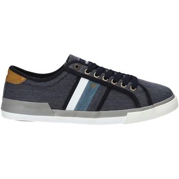 Schoenen Heren Lage sneakers Wrangler WM91103A Blauw