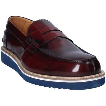 Schoenen Heren Mocassins Exton 5102 Bruin