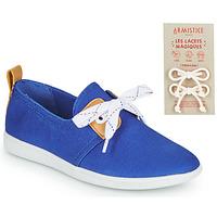 Schoenen Kinderen Lage sneakers Armistice STONE ONE Blauw
