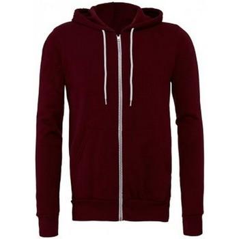 Textiel Sweaters / Sweatshirts Bella + Canvas CV3739 Marron