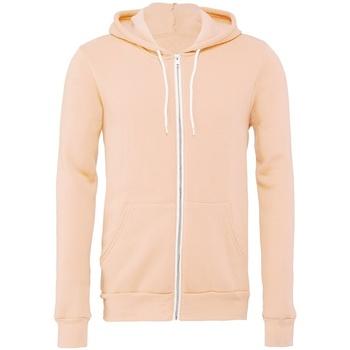 Textiel Sweaters / Sweatshirts Bella + Canvas CV3739 Perzik