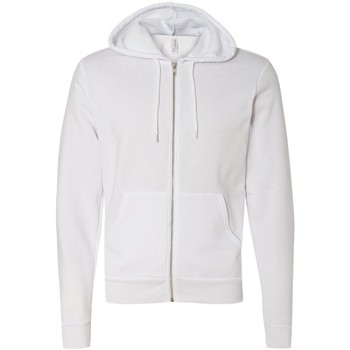 Textiel Sweaters / Sweatshirts Bella + Canvas CV3739 Wit