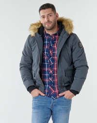 Textiel Heren Wind jackets Schott WASHINGTON2 Blauw