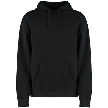 Textiel Heren Sweaters / Sweatshirts Kustom Kit K333 Zwart