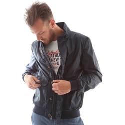 Textiel Heren Jacks / Blazers Geox M6221S T2274 Blauw
