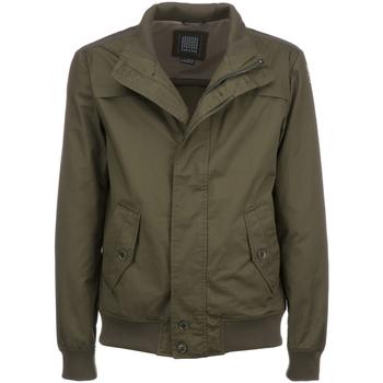 Textiel Heren Jacks / Blazers Geox M6220L T2227 Groen
