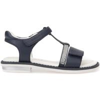Schoenen Kinderen Sandalen / Open schoenen Geox J82E2B 000BC Blauw