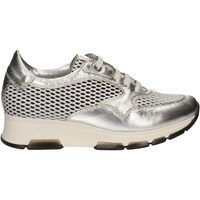 Schoenen Dames Lage sneakers Keys 5181 Zilver