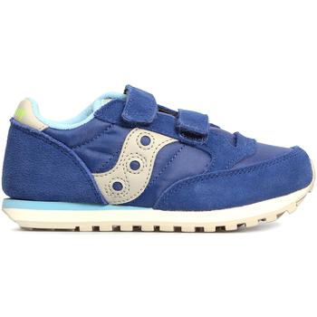 Schoenen Kinderen Lage sneakers Saucony SK262487 Blauw